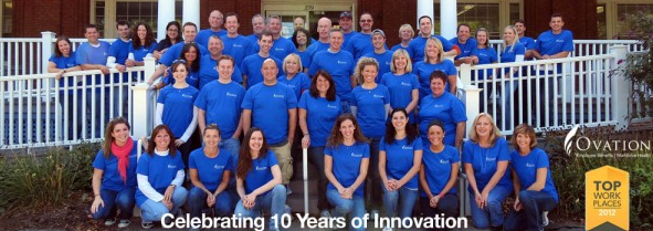 Ovation Benefits Group - 10 Years of Innovation, Thomas Marketing Services Corp Journal
