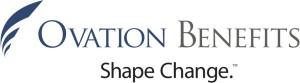 Ovation Benefits Group Logo w/tag