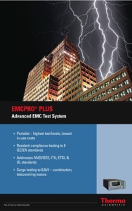 Thermo EMC Test systems